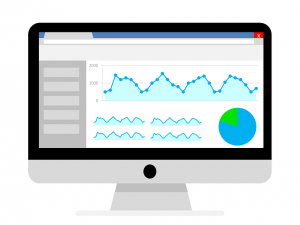 komputer google analytics